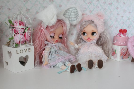 Isla - Custom Blythe Doll One-Of-A-Kind OOAK Sold-out Custom Blythes