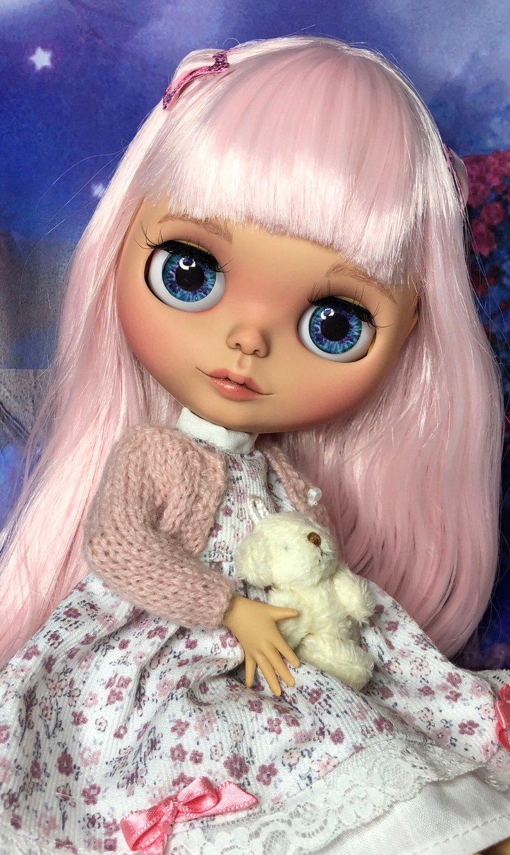 Maci - Custom Blythe Doll One-Of-A-Kind OOAK Sold-out Custom Blythes