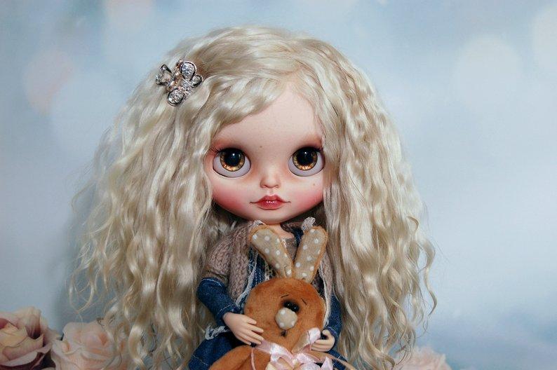 Katalena - Custom Blythe Doll One-Of-A-Kind OOAK Sold-out Custom Blythes