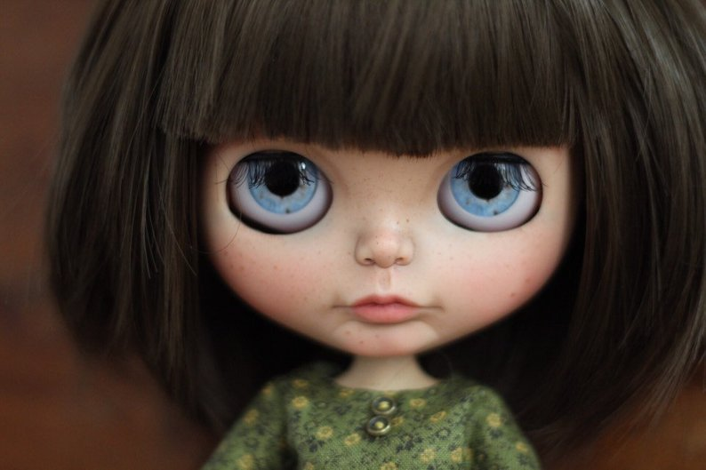 Alima - Custom Blythe Doll One-Of-A-Kind OOAK Sold-out Custom Blythes