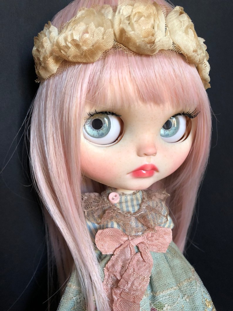 Candice - Custom Blythe Doll One-Of-A-Kind OOAK Sold-out Custom Blythes