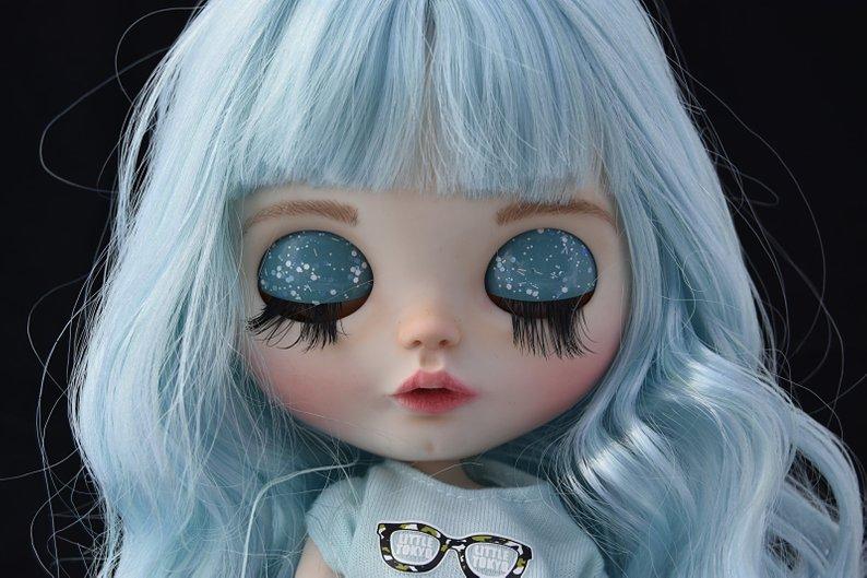Rebekah - Custom Blythe Doll One-Of-A-Kind OOAK Sold-out Custom Blythes