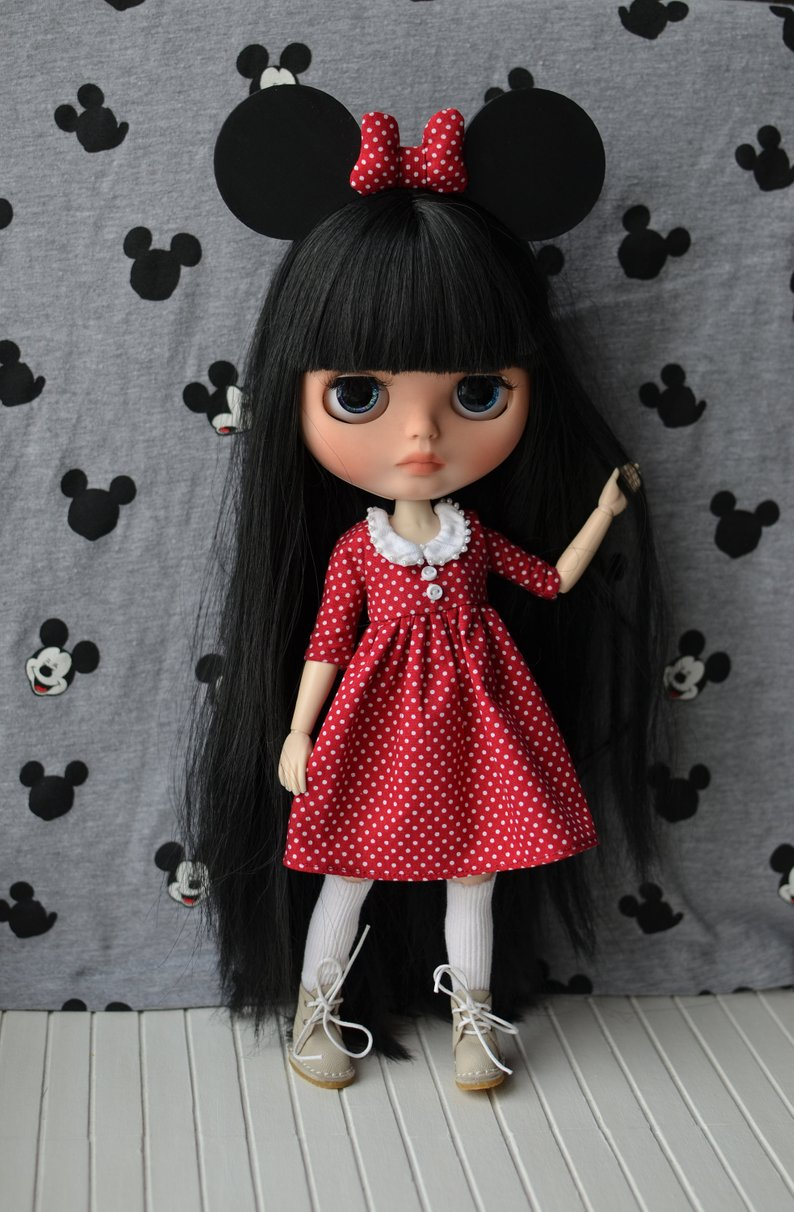 Camryn - Custom Blythe Doll One-Of-A-Kind OOAK Sold-out Custom Blythes