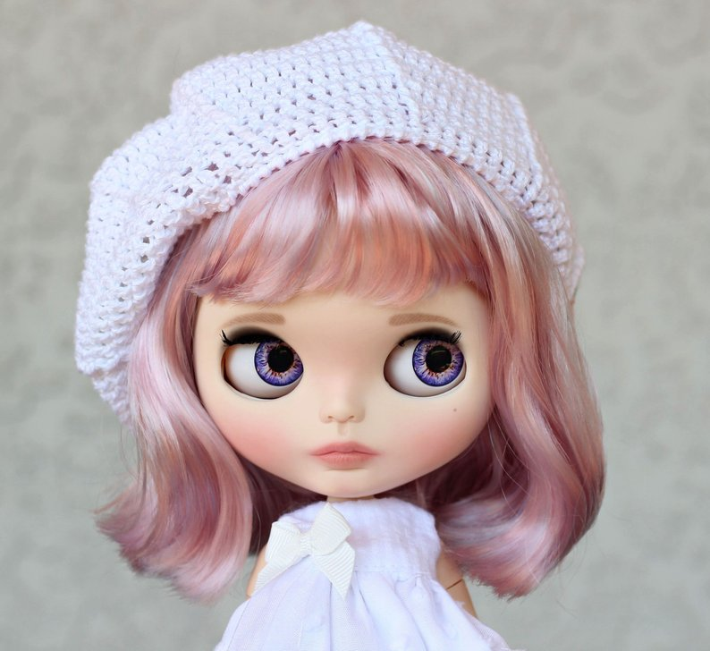 Tamia - Custom Blythe Doll One-Of-A-Kind OOAK Sold-out Custom Blythes