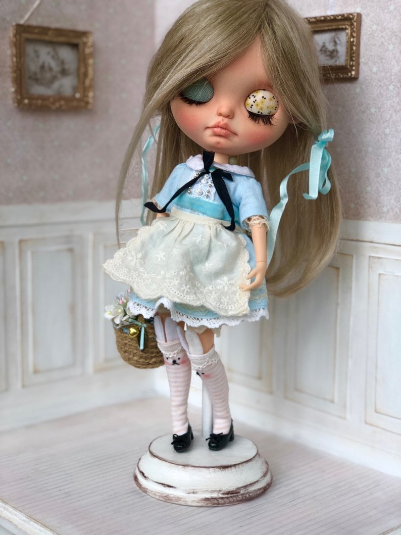 Lolita - Custom Blythe Doll One-Of-A-Kind OOAK Sold-out Custom Blythes