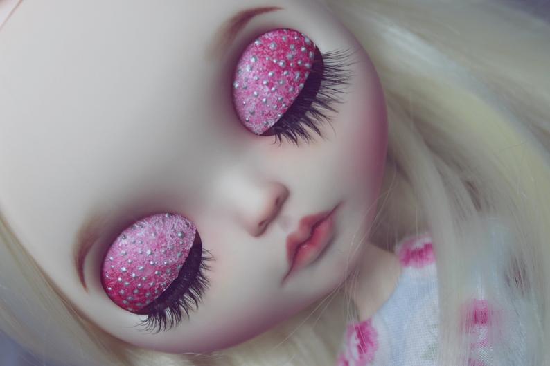 Luz - Custom Blythe Doll One-Of-A-Kind OOAK Sold-out Custom Blythes