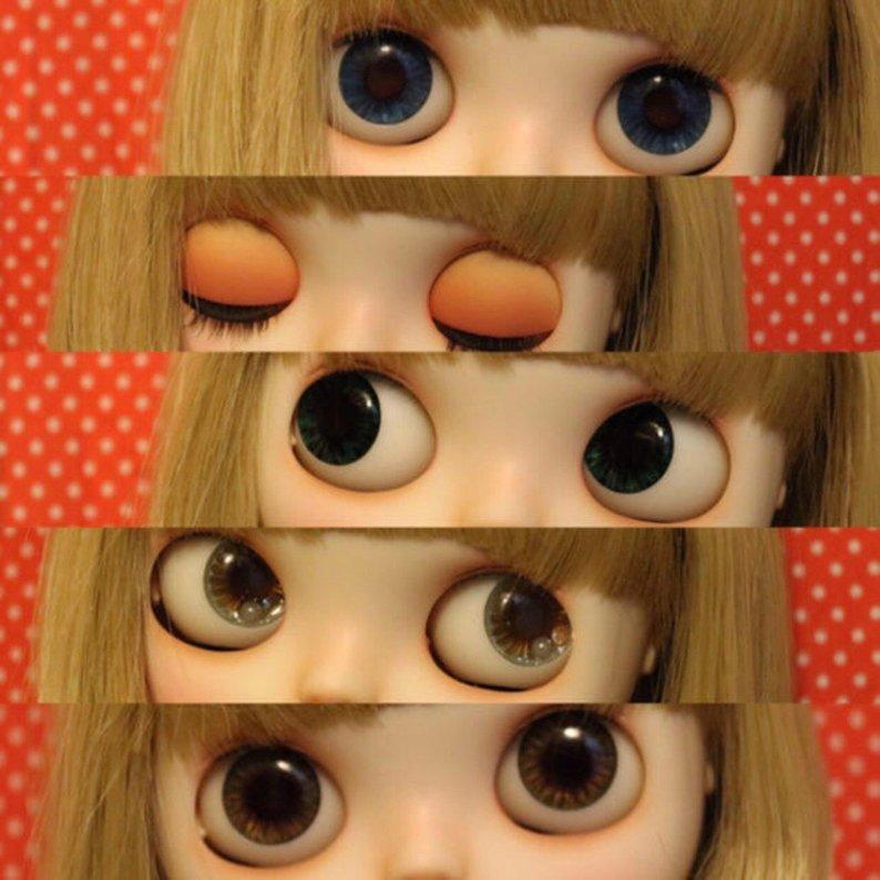 Veronika - Custom Blythe Doll One-Of-A-Kind OOAK Sold-out Custom Blythes