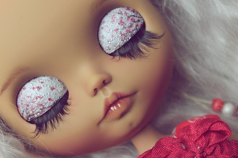 Abril - Custom Blythe Doll One-Of-A-Kind OOAK Sold-out Custom Blythes