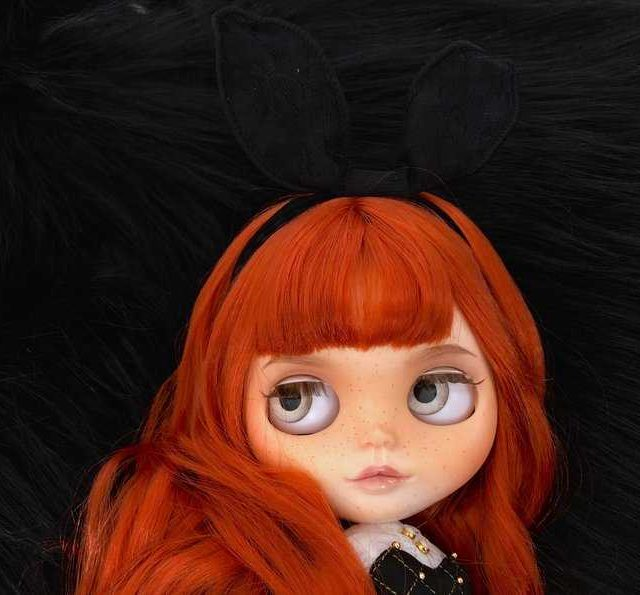 Heidi – Custom Blythe Doll One-Of-A-Kind OOAK