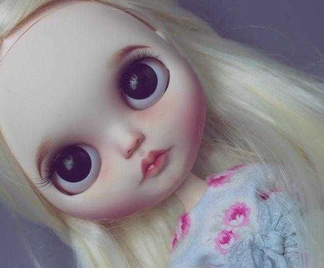 Luz – Custom Blythe Doll One-Of-A-Kind OOAK