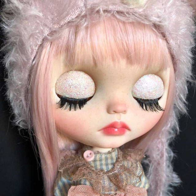 Candice – Custom Blythe Doll One-Of-A-Kind OOAK