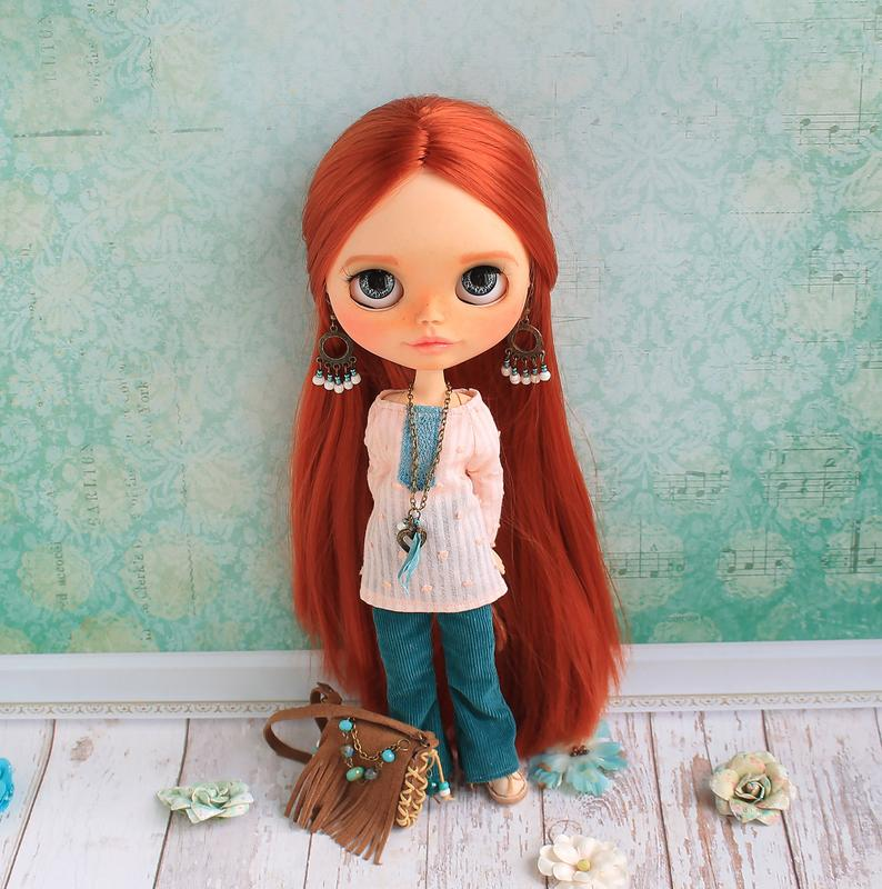 Lily - Custom Blythe Doll One-Of-A-Kind OOAK Sold-out Custom Blythes