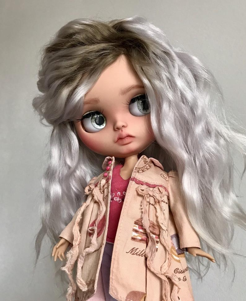 Janice - Custom Blythe Doll One-Of-A-Kind OOAK Sold-out Custom Blythes