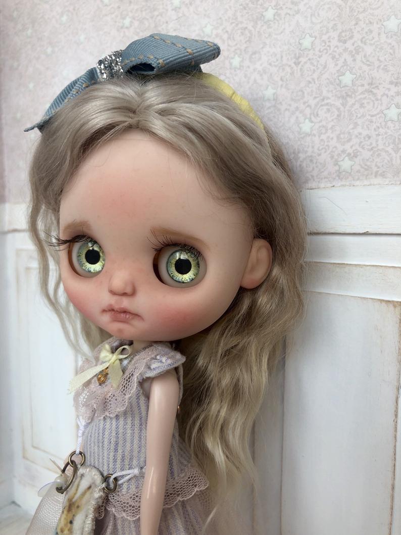 Bunya - Custom Blythe Doll One-Of-A-Kind OOAK Sold-out Custom Blythes