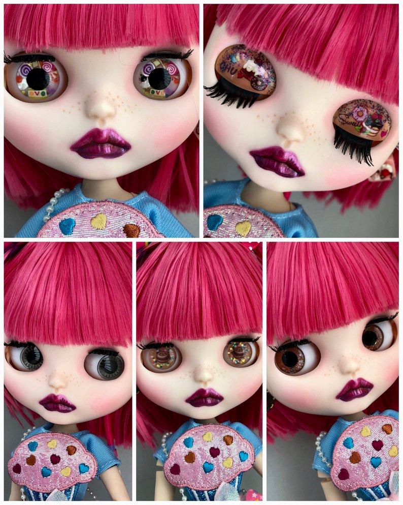 Ashley - Custom Blythe Doll One-Of-A-Kind OOAK Sold-out Custom Blythes