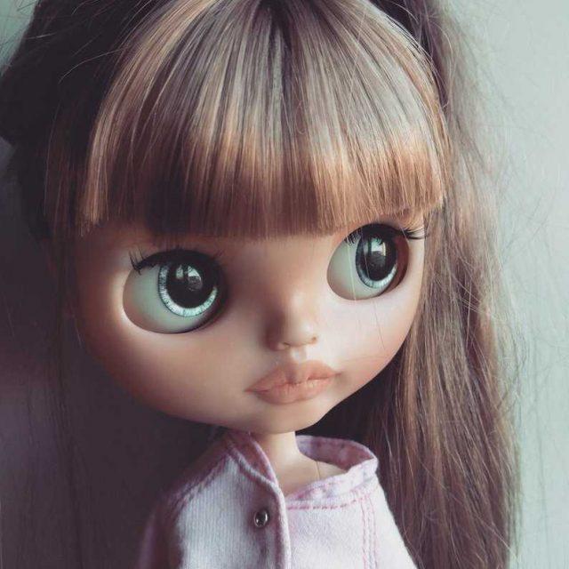 Rebecca – Custom Blythe Doll One-Of-A-Kind OOAK