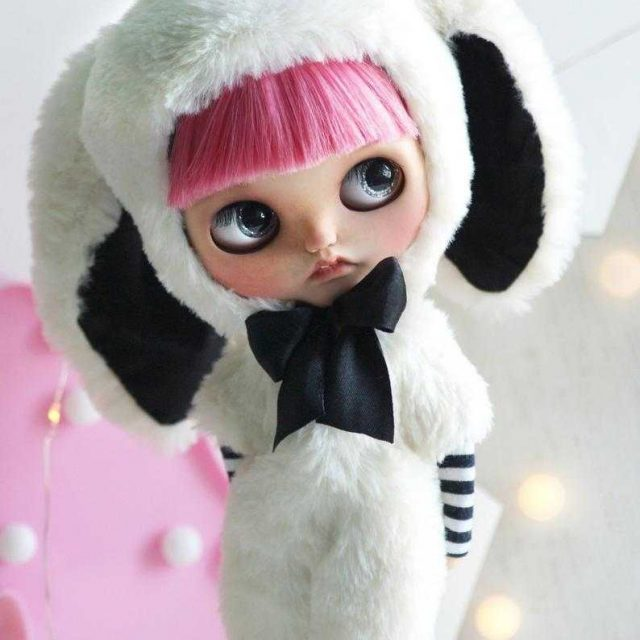 Brittany – Custom Blythe Doll One-Of-A-Kind OOAK