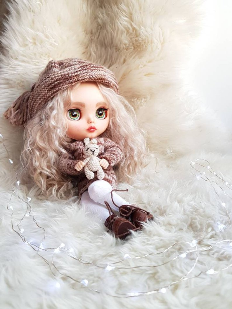 Jacey - Custom Blythe Doll One-Of-A-Kind OOAK Sold-out Custom Blythes