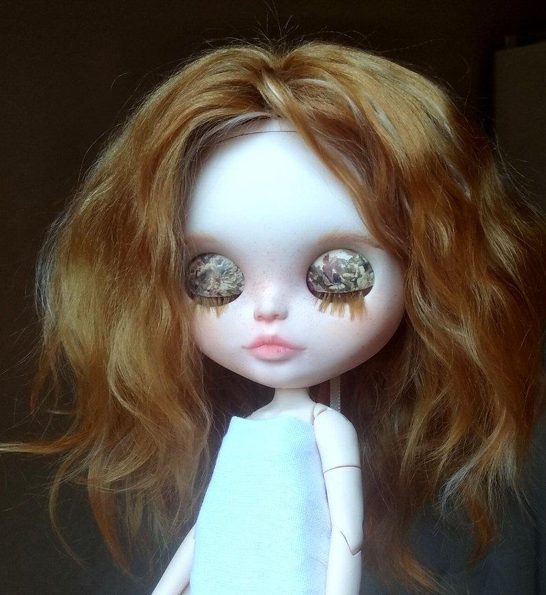 Ashtyn - Custom Blythe Doll One-Of-A-Kind OOAK Sold-out Custom Blythes