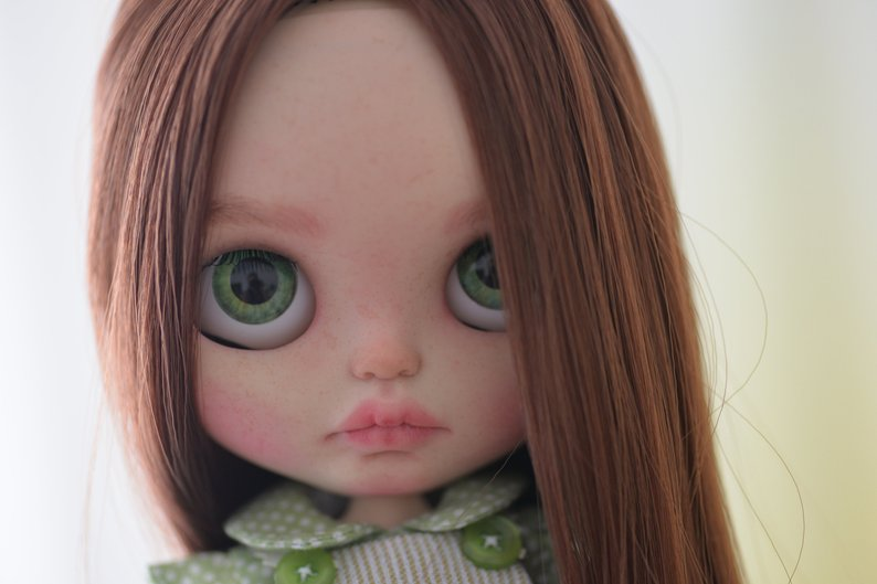 Guadalupe - Custom Blythe Doll One-Of-A-Kind OOAK Sold-out Custom Blythes