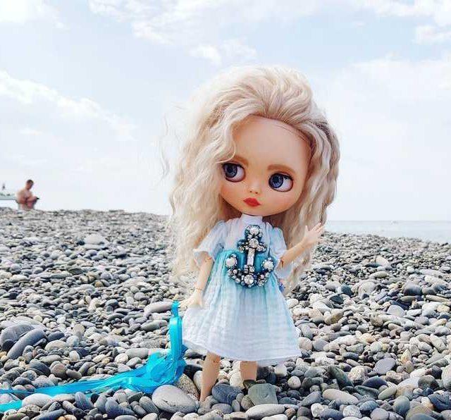 Jacey – Custom Blythe Doll OOAK