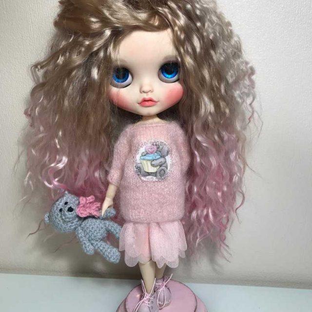 Vasilisa – Custom Blythe Doll OOAK