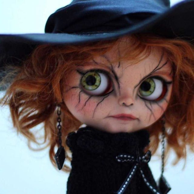 Matilda - سفارشی Blythe عروسک OOAK