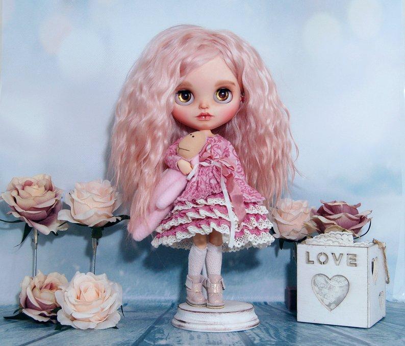 Dayanara - Custom Blythe Doll One-Of-A-Kind OOAK Sold-out Custom Blythes