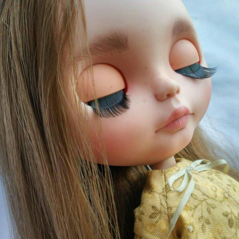 Saffron - Custom Blythe Doll One-Of-A-Kind OOAK Sold-out Custom Blythes