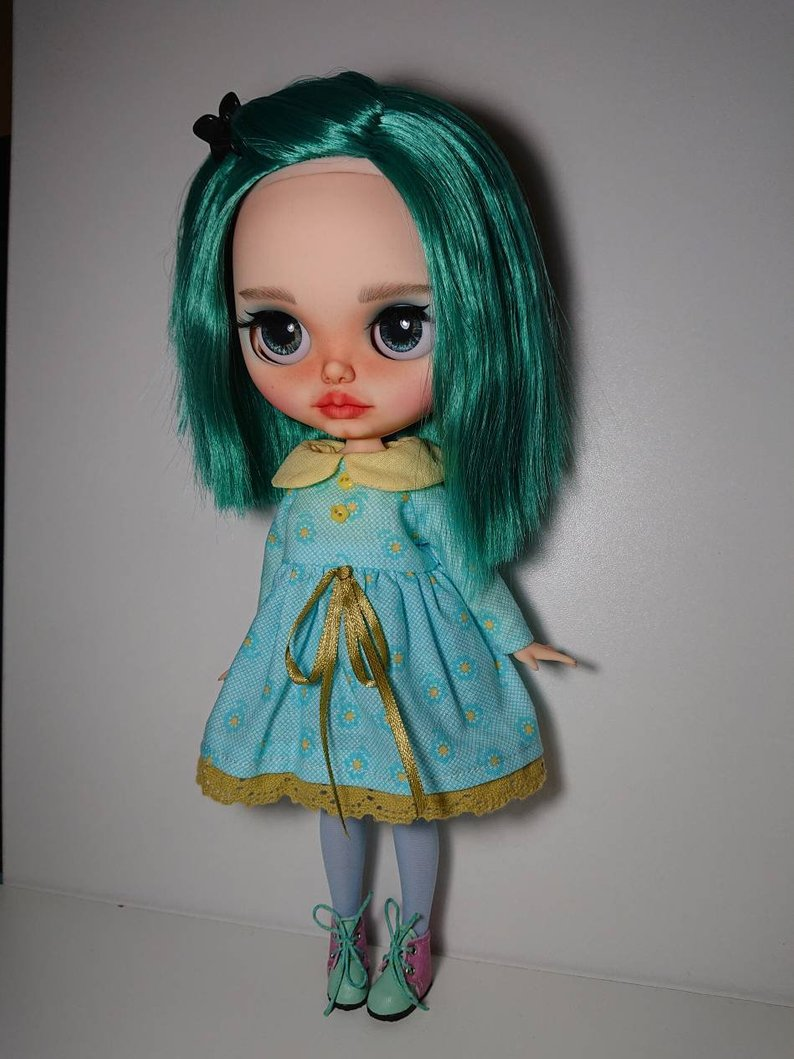 Shiloh - Custom Blythe Doll One-Of-A-Kind OOAK Sold-out Custom Blythes