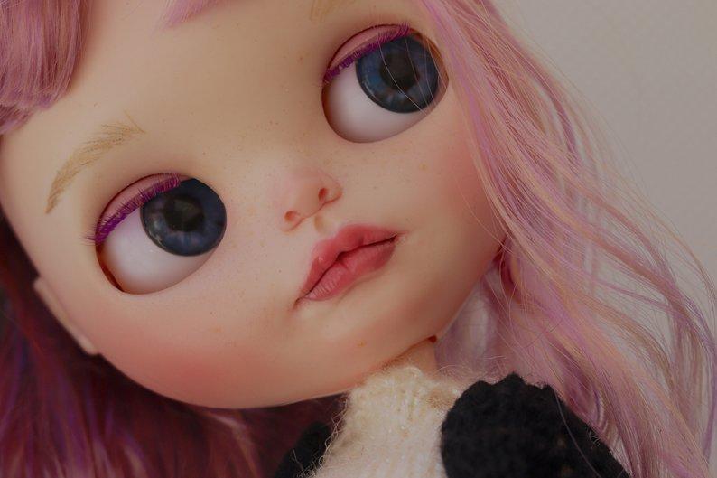 Dayami - Custom Blythe Doll One-Of-A-Kind OOAK Sold-out Custom Blythes