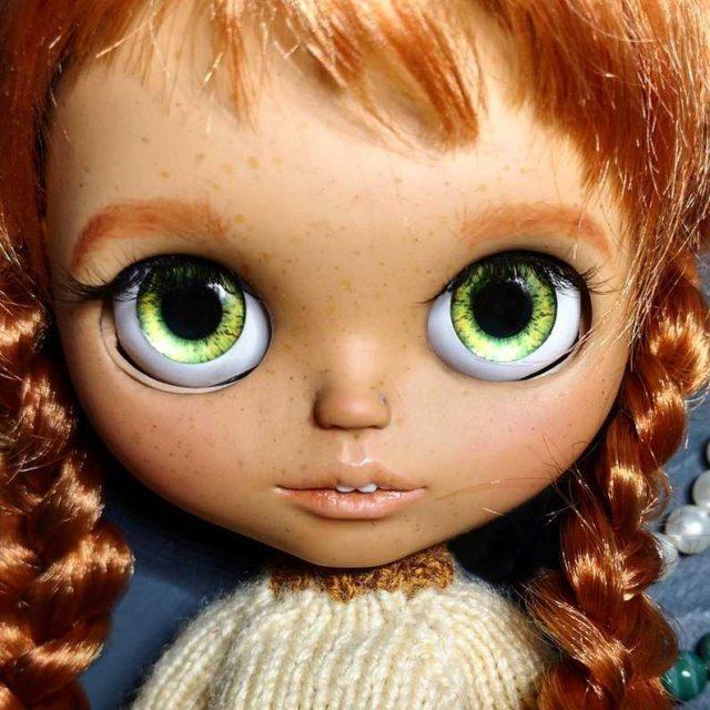 Mikayla – Custom Blythe Doll OOAK