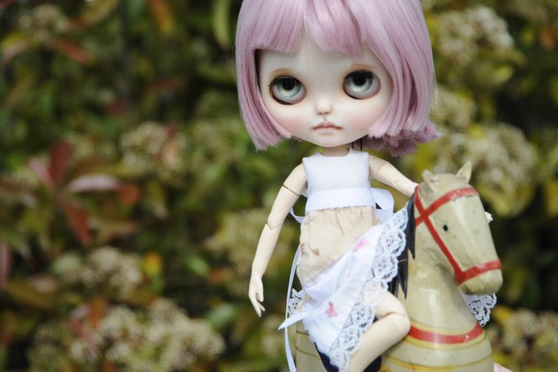 Lexi - Custom Blythe Doll One-Of-A-Kind OOAK Sold-out Custom Blythes
