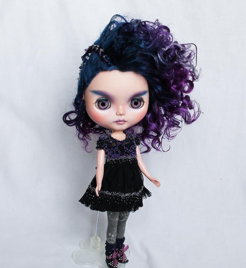 Kasey - Custom Blythe Doll One-Of-A-Kind OOAK Sold-out Custom Blythes