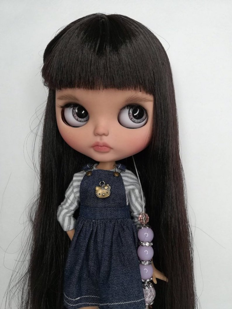 Allie - Custom Blythe Doll One-Of-A-Kind OOAK Sold-out Custom Blythes