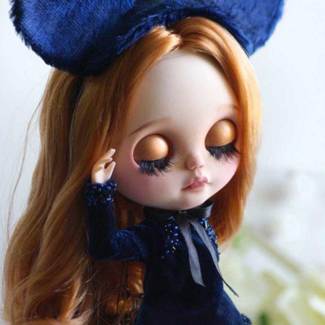Mia – Custom Blythe Doll OOAK