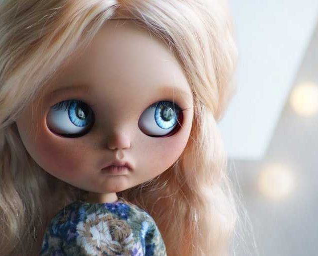 Arabella – Custom Blythe Doll One-Of-A-Kind OOAK