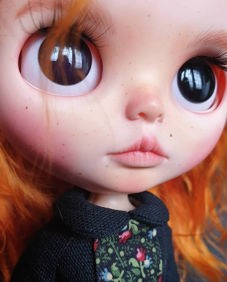 Alyson - Custom Blythe Doll One-Of-A-Kind OOAK Sold-out Custom Blythes