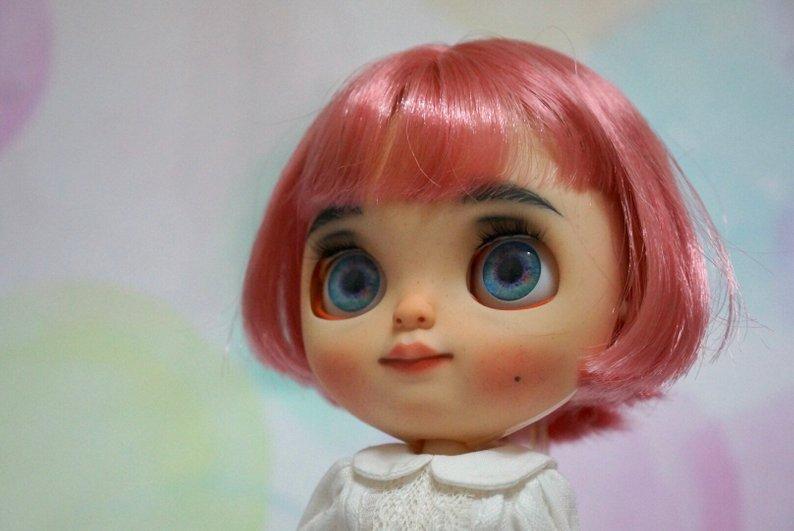 Yaritza - Custom Blythe Doll One-Of-A-Kind OOAK Sold-out Custom Blythes