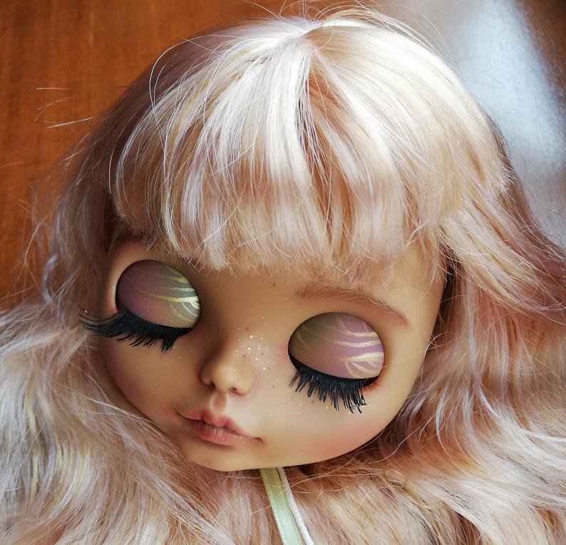 Dana - Custom Blythe Doll One-Of-A-Kind OOAK Sold-out Custom Blythes