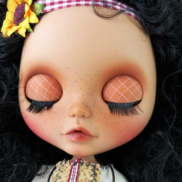 Cadence – Custom Blythe Doll OOAK