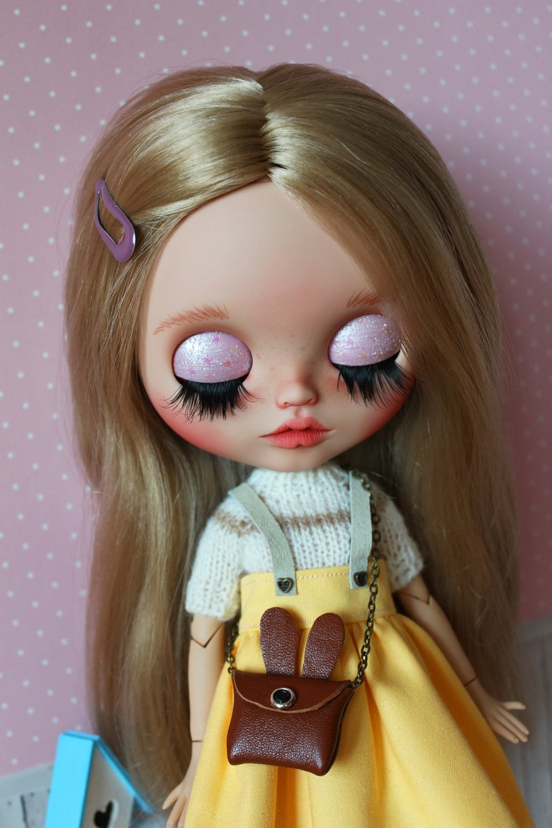 Valery - Custom Blythe Doll One-Of-A-Kind OOAK Sold-out Custom Blythes