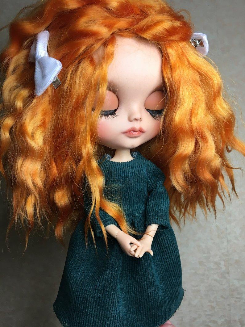 Callie - Custom Blythe Doll One-Of-A-Kind OOAK Sold-out Custom Blythes