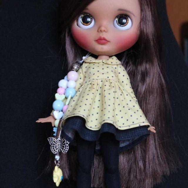 Chasity – Custom Blythe Doll One-Of-A-Kind OOAK