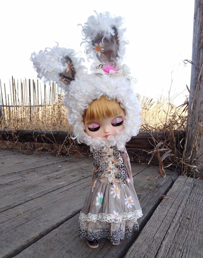 Yadira - Custom Blythe Doll One-Of-A-Kind OOAK Sold-out Custom Blythes