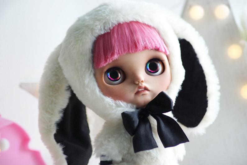 Brittany - Custom Blythe Doll One-Of-A-Kind OOAK Sold-out Custom Blythes