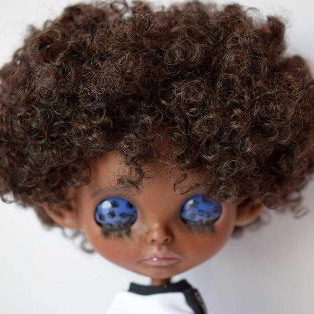 علامت - سفارشی Blythe عروسک OOAK
