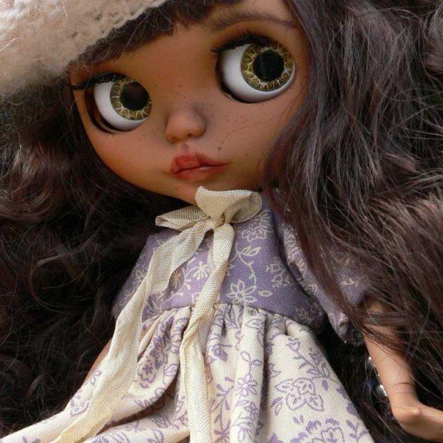 Jennifer – Custom Blythe Doll OOAK
