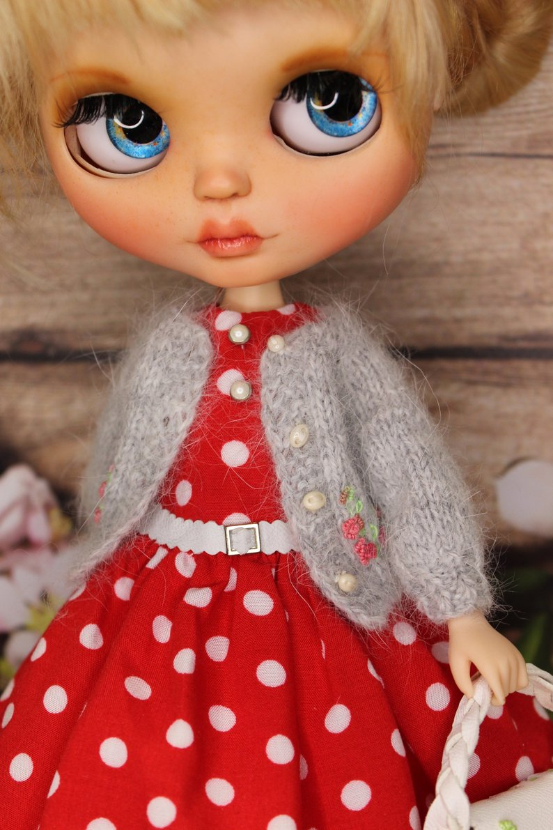 Automi - Custom Blythe Doll One-Of-A-Kind OOAK Sold-out Custom Blythes