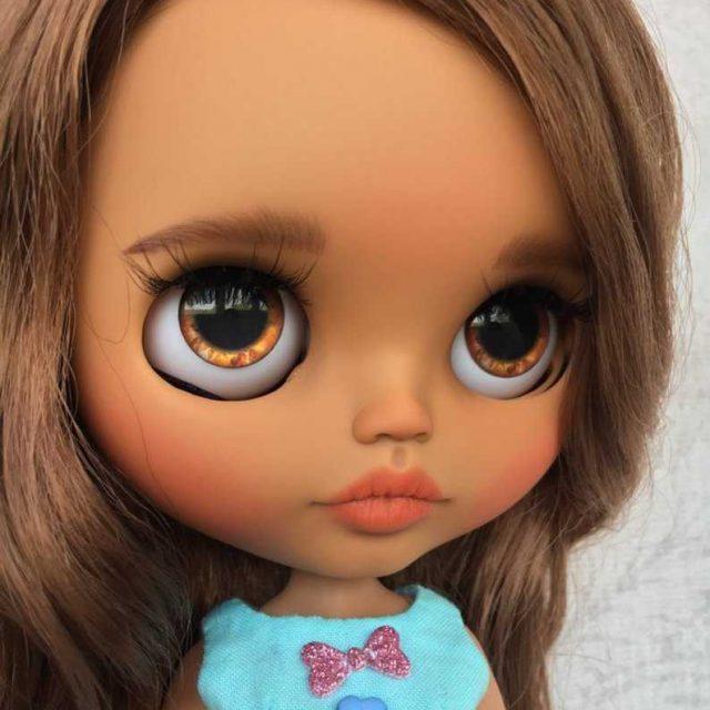 Stacy – Custom Blythe Doll OOAK
